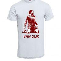 Klopp The Normal One hvit T skjorte | Liverpoolblogg Webshop